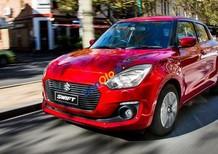 Bán ô tô Suzuki Swift GL sản xuất 2019, màu đỏ, nhập khẩu