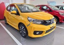 Bán Honda Brio G sản xuất năm 2019, màu vàng, nhập khẩu