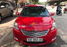 Bán ô tô Toyota Vios năm sản xuất 2011, màu đỏ
