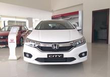 Honda Ôtô Thanh Hóa giao ngay Honda City 1.5 Top, đời 2020 màu trắng, giảm giá sốc, LH: 0962028368