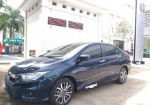 Honda Ôtô Thanh Hóa giao ngay Honda City 1.5 Top, đời 2020 màu xanh, giảm giá sốc, LH: 0962028368