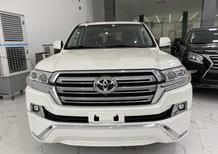 Bán Toyota Land Cruise VXR 4.6, màu trắng 2019, nhập Trung Đông, mới 100%, xe giao ngay