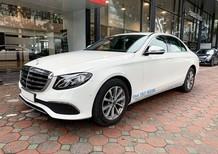 Bán Mercedes E200 2020 màu trắng biển đẹp - Xe chính hãng đã qua sử dụng