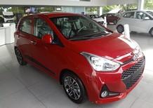Bán Hyundai i10 2020 AT đỏ giá ưu đãi