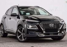 Bán xe Hyundai Kona 2020 đặc biệt đen giá ưu đãi