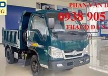 Giá xe ben 2T5 Thaco Trường Hải tại TP Đà Nẵng, hỗ trợ trả góp 70%