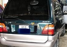 Bán Toyota Zace MT sản xuất 2003, màu xanh lam, nhập khẩu nguyên chiếc số sàn, giá tốt