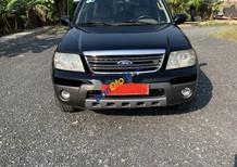 Bán xe cũ Ford Escape năm 2005, màu đen