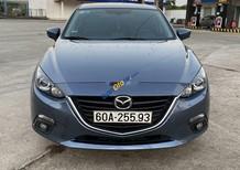 Cần bán xe Mazda 3 sản xuất năm 2015, màu xanh lam xe gia đình, giá 495tr