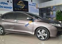 Cần bán xe Honda City sản xuất 2017, màu xám số tự động