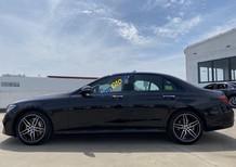 Cần bán xe cũ Mercedes E300 AMG sản xuất năm 2019, màu xanh đen