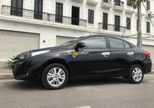 Cần bán lại xe Toyota Vios G năm 2019, màu đen chính chủ, giá 565tr