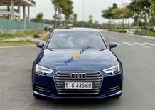 Cần bán gấp Audi A4 năm sản xuất 2017, màu xanh lam, nhập khẩu