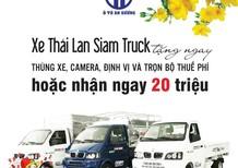 Bán Xe tải 500kg - dưới 1 tấn new sản xuất năm 2019, màu bạc, xe nhập