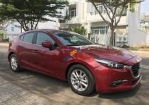 Bán ô tô Mazda 3 năm sản xuất 2017, màu đỏ, giá chỉ 615 triệu