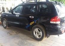 Cần bán Hyundai Santa Fe năm sản xuất 2003, màu đen chính chủ, giá tốt
