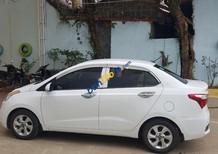 Cần bán gấp Hyundai Grand i10 năm sản xuất 2018, màu trắng, 385tr