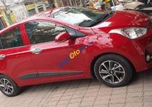 Bán xe Hyundai Grand i10 năm sản xuất 2019, màu đỏ, 390tr