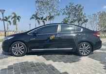 Cần bán Kia Cerato 1.6AT sản xuất 2017, màu đen chính chủ, 535 triệu