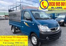 Xe tải Thaco Towner 990 mới 100%, hỗ trợ trả góp 70% tại Đà Nẵng