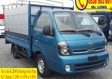 Xe tải Kia Frontier K200 mới 100%, hỗ trợ trả góp 70% tại Đà Nẵng