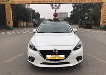 Xe Mazda 3 2.0AT 2016, màu trắng
