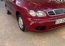 Cần bán xe cũ Daewoo Lanos năm sản xuất 2003, màu đỏ, nhập khẩu