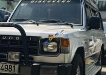 Cần bán Hyundai Galloper sản xuất 1994, màu bạc, Nhập khẩu Hàn Quốc xe gia đình