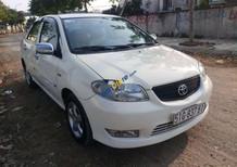 Cần bán Toyota Vios sản xuất năm 2004, màu trắng