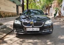 Cần bán gấp BMW 5 Series năm sản xuất 2015, màu đen, nhập khẩu