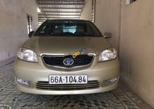Bán Toyota Vios G sản xuất năm 2003, xe nhập chính chủ