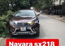 Bán xe Nissan Navara sản xuất năm 2018, màu nâu, nhập khẩu còn mới