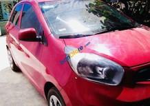 Bán Kia Morning năm 2013, màu đỏ còn mới, giá 185tr