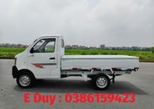 Bảng giá xe Dongben DB1021 chiều dài thùng 2m5, xe Dongben trả góp 80%, xe mới