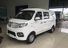 Xe bán tải Dongben X30 chạy thành phố không lo cấm giờ