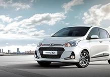 Hyundai Grand i10 AT 2020, hỗ trợ trả góp 80%