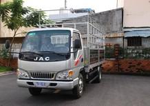 Bán xe tải Jac 2.4 tấn (2T4), thùng dài 4m3, máy Isuzu