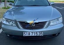 Cần bán Hyundai Azera sản xuất 2008, màu xám, nhập khẩu nguyên chiếc chính chủ