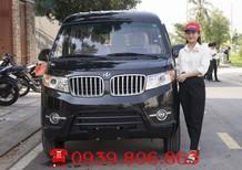 Xe bán tải van Dongben X30 490kg 5 chỗ ngồi vào thành phố không bị cấm