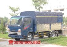 Bán xe tải JAC N200 1.9 tấn đầu vuông động cơ Isuzu, trả trước 100 triệu