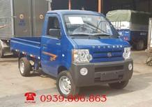 Bán xe tải nhẹ Dongben 870kg thùng dài 2.4m (2m4), hỗ trợ trả góp 80%