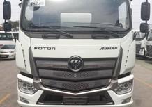 Bán mới xe tải Thaco Auman C160 tải trọng 9 tấn, thùng dài 7.4 mét tại Hải Phòng
