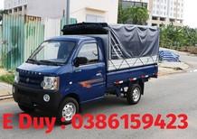 Giá xe tải 1 tấn Bình Dương - Xe Dongben 2020 - Dongben 1021 thùng - 810kg