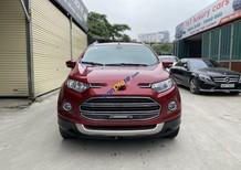 Cần bán lại xe Ford EcoSport 1.5 Titanium sản xuất 2014, màu đỏ