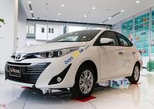 Bán ô tô Toyota Vios G CVT năm sản xuất 2020, màu trắng