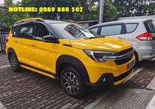 Bán xe Suzuki XL 7 sản xuất năm 2020, màu vàng, nhập khẩu nguyên chiếc, giá chỉ 599 triệu