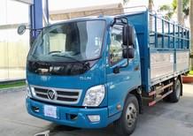 Thaco Trọng Thiện Hải Phòng bán xe tải Thaco 5 tấn Ollin500 thùng bạt thùng kín thùng lửng