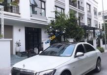 Bán Mercedes năm 2016, màu trắng, nhập khẩu xe gia đình
