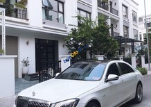 Cần bán Mercedes S 400 năm 2016, màu trắng, xe nhập