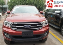 Cần bán Ford Everest Ambiente 2.0L 4x2 AT/MT 2020 tại Vĩnh Phúc, ưu đãi cực lớn giá rẻ nhất